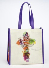 You Make an Eternal Difference Tote Bag