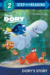 Finding Dory - Deluxe Step Into Reading #2