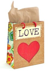 Love Gift Bag, Medium