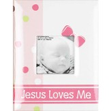 Jesus Loves Me, Photo Album, Pink