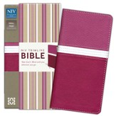 NIV Trimline Bible, Orchid/Razzleberry Duo-Tone