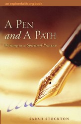 A Pen and a Path: Writing as a Spiritual Practice - eBook