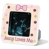 Ultrasound Photo Frame, Pink