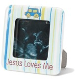 Ultrasound Photo Frame, Blue