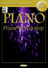 Piano Praise & Worship: Piano Solo Keepsake Edition