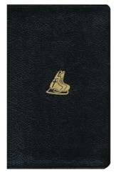 Hockey ministries: NIV Thinline Bible, Bonded Leather  Black- Middle logo edition