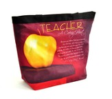 Teacher, A Caring Heart Tote