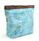 Serenity Prayer Tote