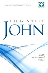NIV Gospel of John, 10 pack