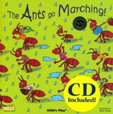 Ants Go Marching with CD