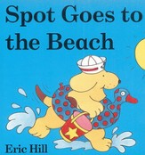 SPOT Lift-the-Flap Board Books: Spot Goes to the Beach