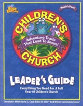 Noah's Park Children's Church: Blue Edition