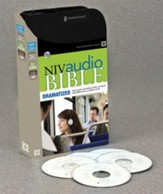 NIV Audio Bible, Dramatized, Audio CD, Unabridged