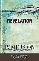 Immersion Bible Studies - Revelation - eBook