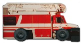 Wheelie Board Books: Fire Engine