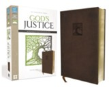 NIV God's Justice Study Bible
