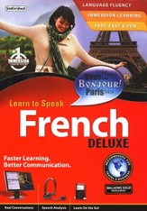 Learn to Speak French, Deluxe Edition