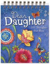 Dear Daughter Easel Book