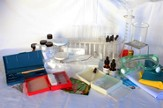 Equipment & Slide Lab Kit for A Beka Book Biology
