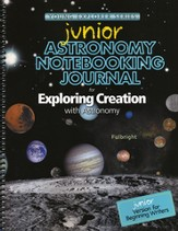 Astronomy Junior Notebooking Journal
