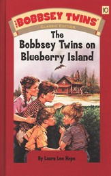 The Bobbsey Twins on Blueberry Island, Volume 10