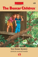 Tree House Mystery - eBook