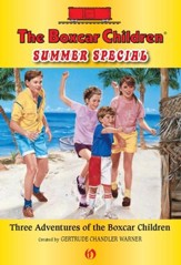 The Boxcar Children Summer Special - eBook