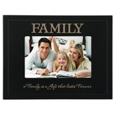 Family Photo Frame, Black