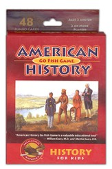 American History Go Fish Game
