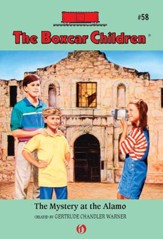 The Mystery at the Alamo - eBook