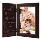 Grandkids Fill Our Lives Photo Frame