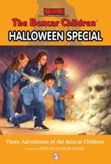 The Boxcar Children Halloween Special - eBook