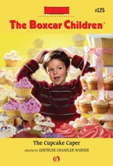 The Cupcake Caper - eBook
