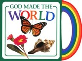God's Gifts to Me: God Made the World, Mini Board Book