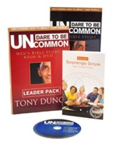 Dare to Be Uncommon: Leader Pack(Book & DVD)