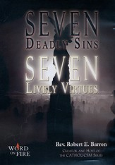Seven Deadly Sins Seven Lively Virtues DVD