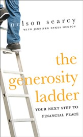 Generosity Ladder, The: Your Next Step to Financial Peace - eBook