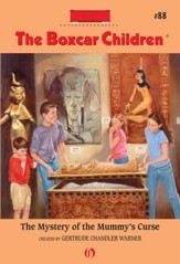 The Mystery of the Mummy's Curse - eBook