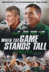 When the Game Stands Tall--DVD