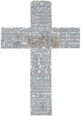Words from Scripture Wall Cross
