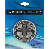 He Dies for Me Visor Clip