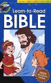 Learn-to-Read Bible  - Slightly Imperfect