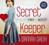 Secret Keeper: The Delicate Power of Modesty