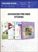 Advanced Pre-Med Teacher Guide