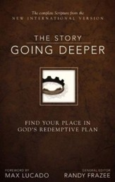 The Story: NIV Going Deeper: Find Your Place in God's Redemptive Plan - Slightly Imperfect
