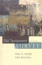 Old Testament Survey, Second Edition -- Slightly Imperfect