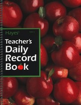Teacher's Daily Record Book