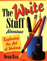 The Write Stuff Adventure