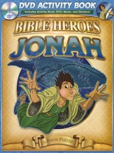 Bible Heroes Activity Book: Jonah