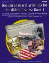 U.S. History Document-Based Activities